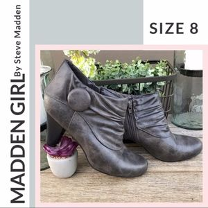 🌟GUC🌟 Madden Girl by SM Booties (size 8)